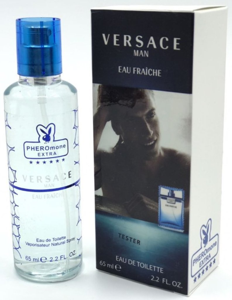 Versace (Версаче): Мини-парфюм 65 ml с феромонами Versace Versace Man Eau Fraiche в Мой флакон