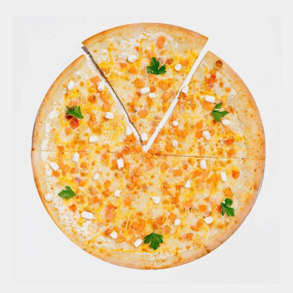 Пицца на тонком тесте: Филадельфия в Сбарро