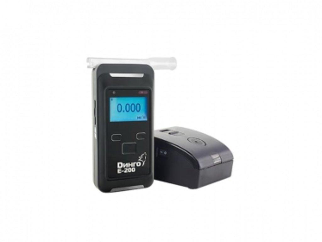 Алкотестеры: Алкотестер Динго Е-200 с принтером в Техномед, ООО