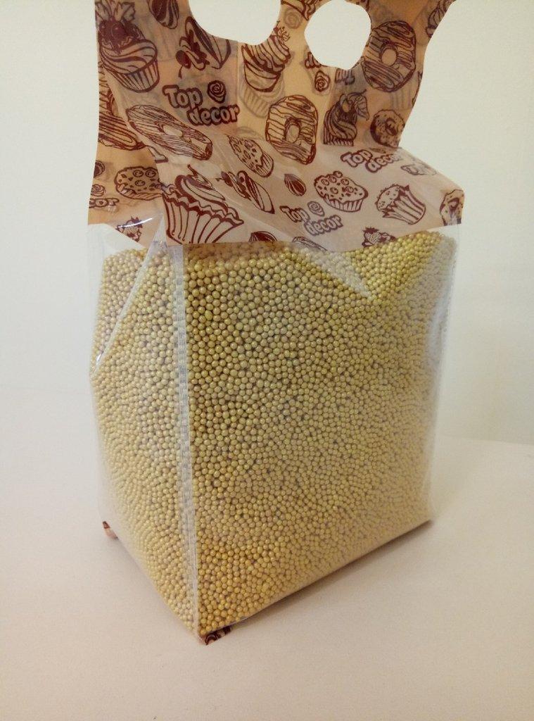"""Посыпки декоративные: Посыпка сахарная """"Шарики золотые мини"""", 1 кг в ТортExpress"""