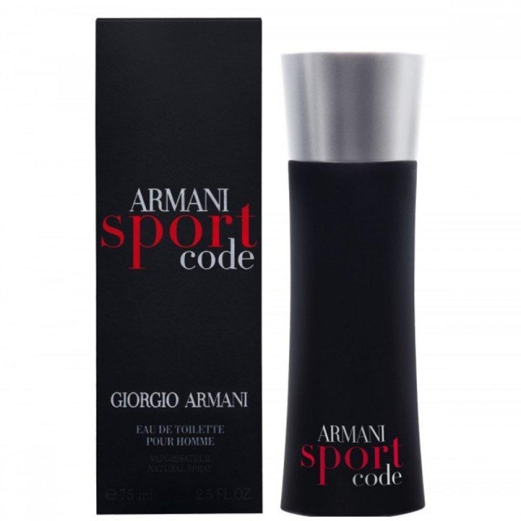 Giorgio Armani (Джорджио Армани): Giorgio Armani Armani  Code Sport (Джорджио Армани Армани Код Спорт)  edt 100ml в Мой флакон