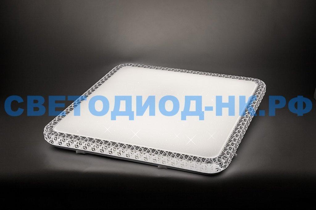 FERON: Светодиодный управляемый светильник накладной Feron AL5302 тарелка 60W 3000К-6500K белый в СВЕТОВОД
