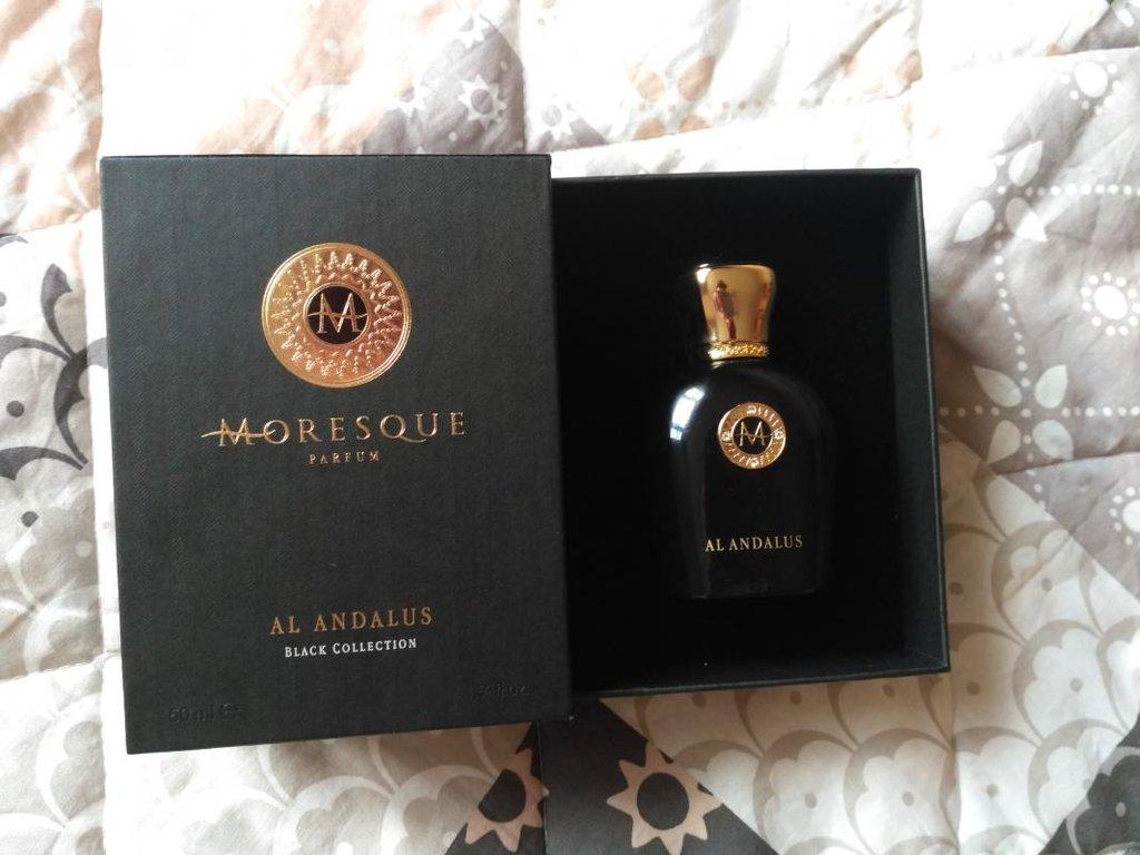 Moresque (Морескью): Moresque Al-Andalus (Мореск Ал Андалус) edp 50ml в Мой флакон