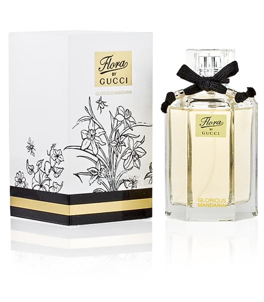 Gucci (Гуччи): Gucci Flora by Gucci Garden Glorious Mandarin 100ml в Мой флакон
