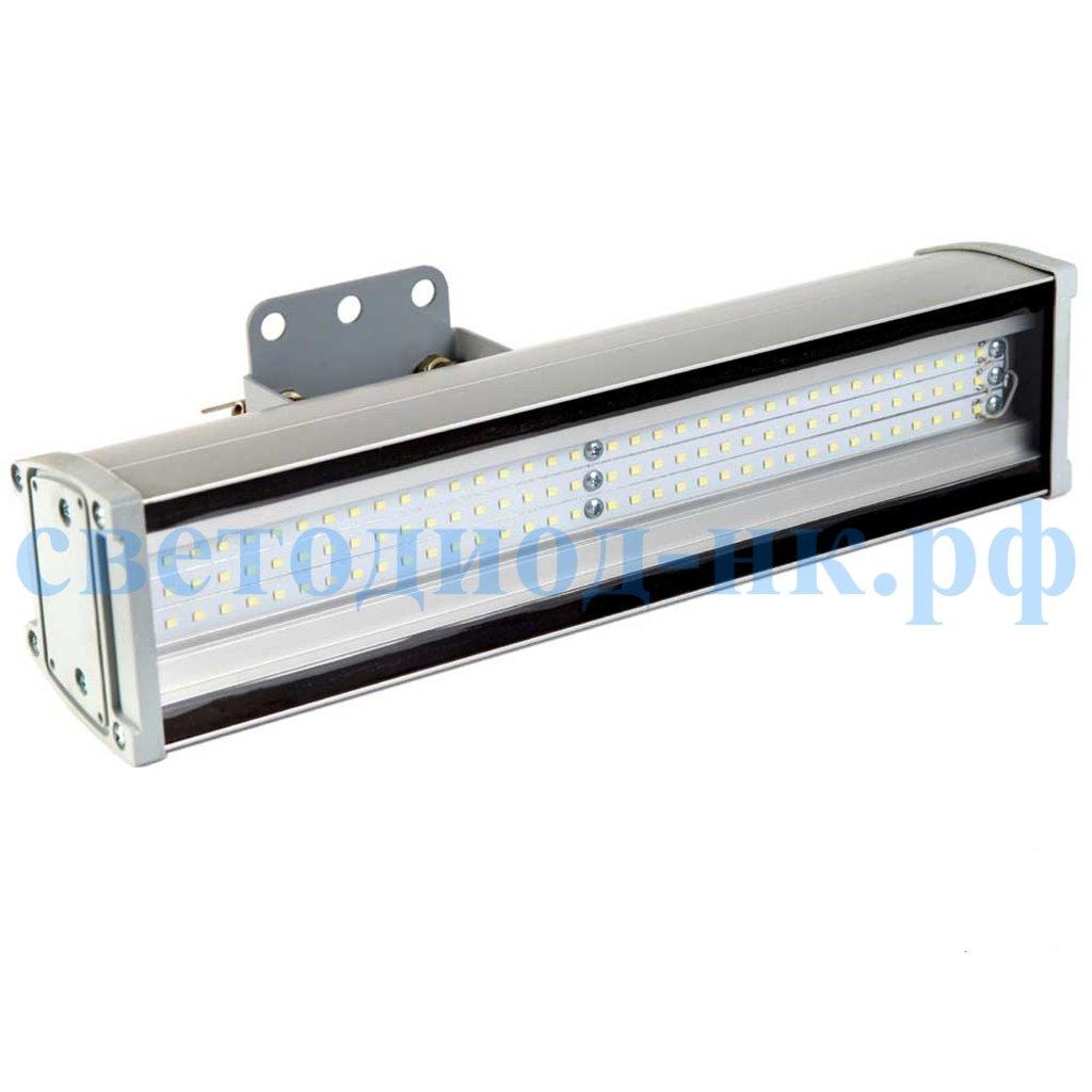 Промышленные светильники: Промышленный светодиодный светильник PromLine 40 в СВЕТОВОД
