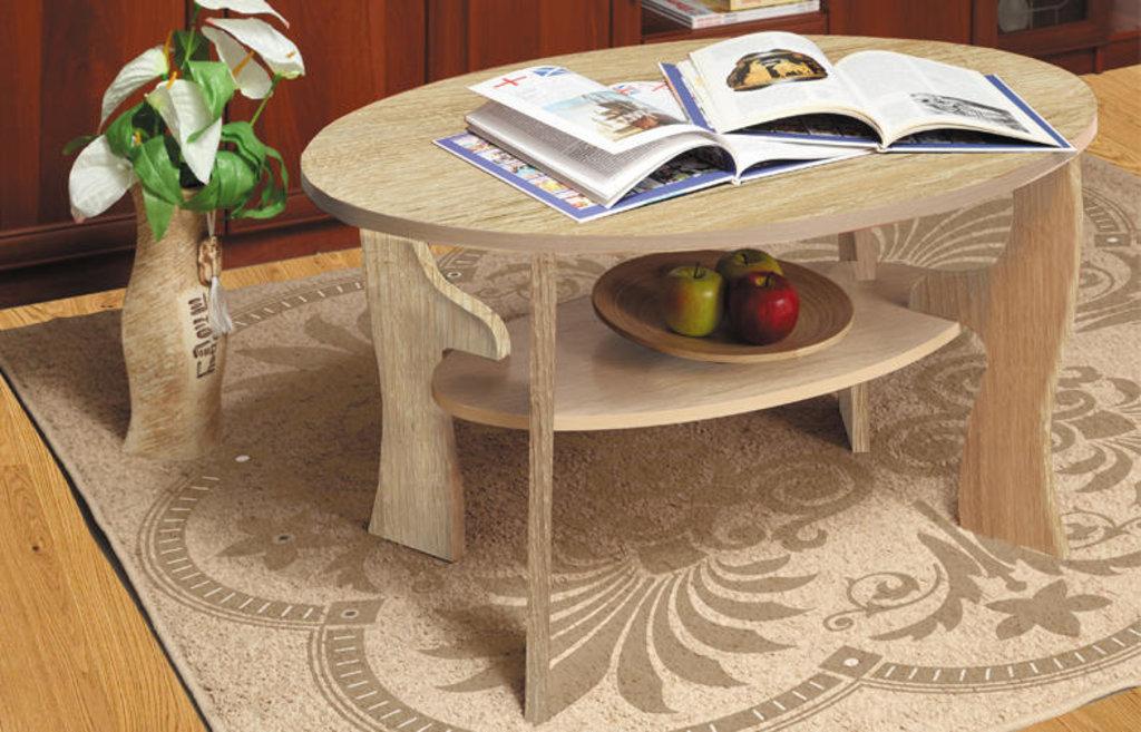 Столы журнальные: Журнальный столик Маджеста - 4 в Vesa