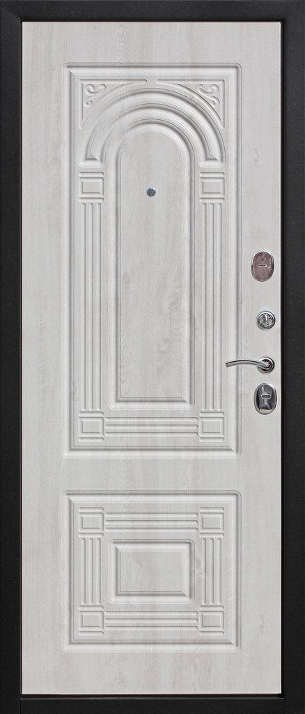 Входные двери (премиум)  от 90-110мм: Входная дверь  Флоренция  Винорит в STEKLOMASTER