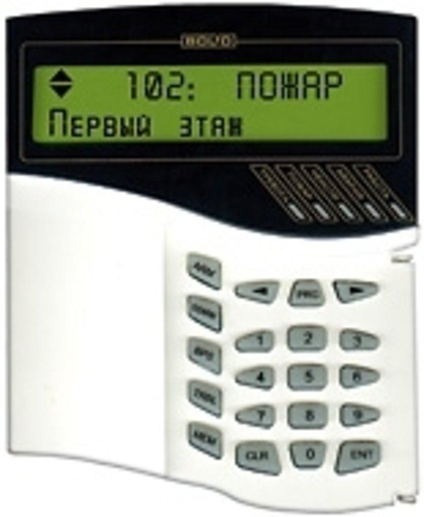 Пожарная сигнализация: С 2000-М в Русичи
