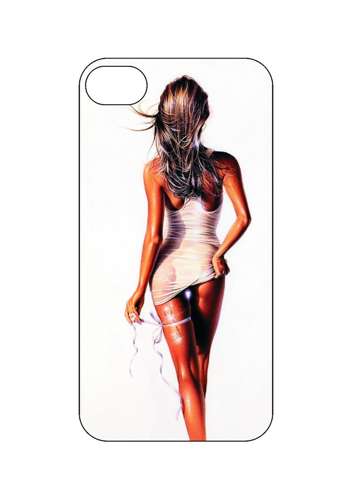 Выбери готовый дизайн для своей модели телефона: Girlback в NeoPlastic