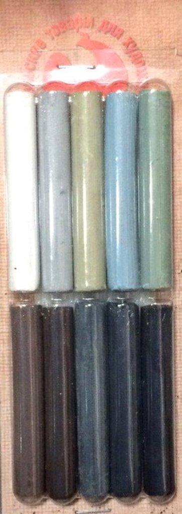 Соусы, сангины, сепии: Соус ассорти 10 цветов в блистерной упаковке в Шедевр, художественный салон