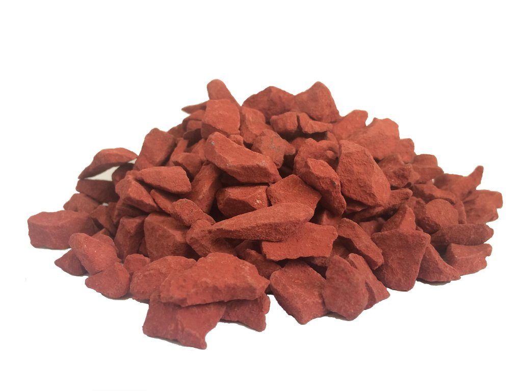 Галька, щебень: Доломитовый щебень фр.5-20мм (красный) в 100 пудов