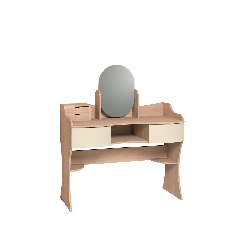 Туалетные столики и консоли: Стол туалетный АМЕЛИ 15 в Стильная мебель