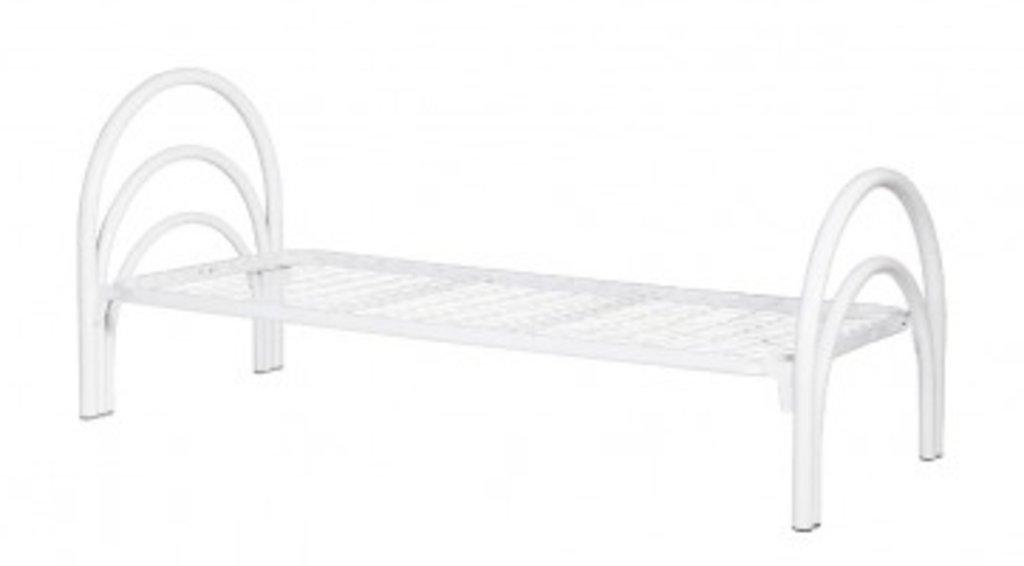 Кровати металлические: Кровать металлическая К.191.01 в Техномед, ООО