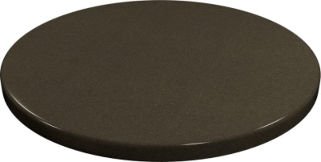 Столы для ресторана, бара, кафе, столовых: Стол круг 80, подстолья 01 С-60 чёрная в АРТ-МЕБЕЛЬ НН