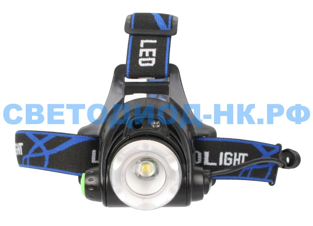 Налобные фонари: ФОНАРЬ ULTRA FLASH E1336 (НАЛОБНЫЙ,LED,АККУМ 3,7В,1LED, 4 ВАТТ, ФОКУС, 2 УККУ., 4 РЕЖИМА, СЕНСОР) в СВЕТОВОД