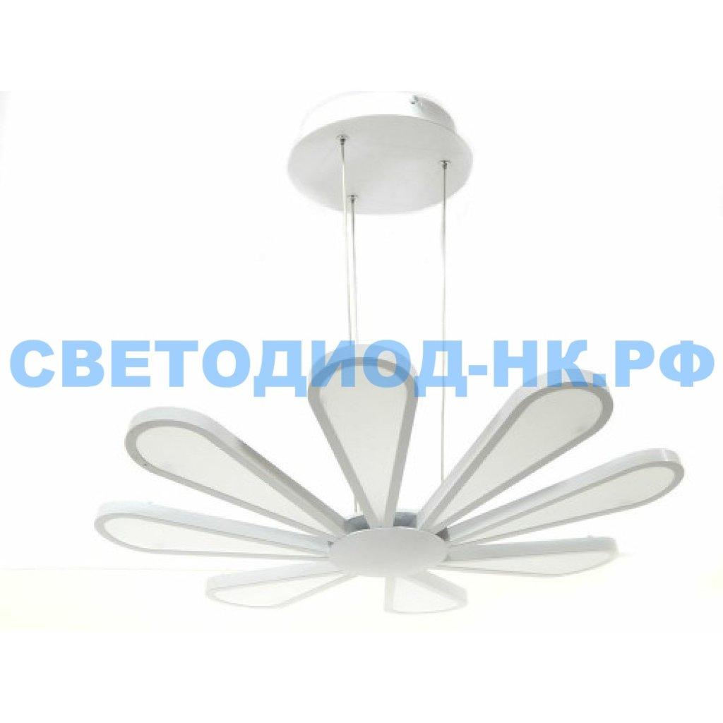 Светодиодные люстры: Люстра SMARTBUY 312-75W/4K в СВЕТОВОД