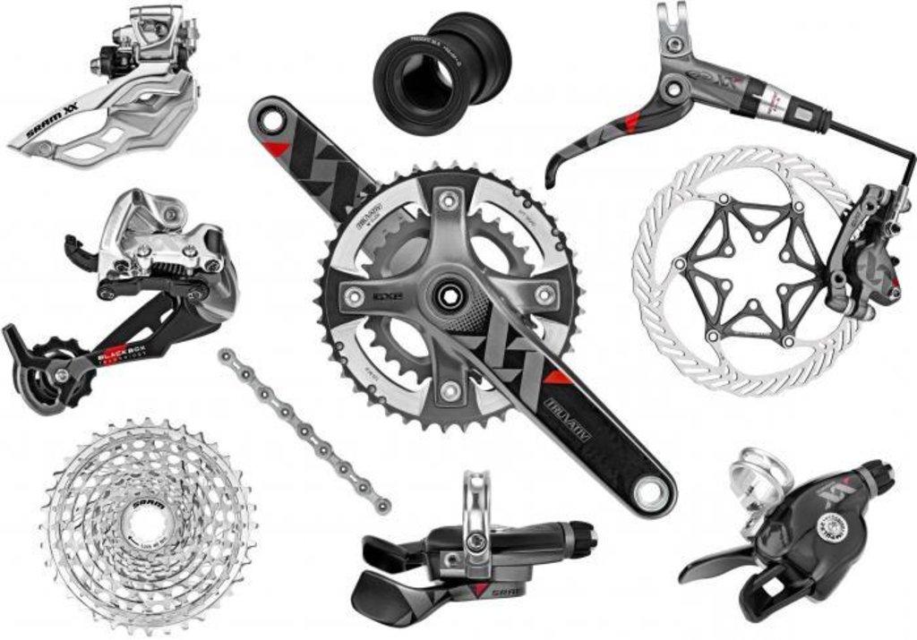 Запчасти для велосипедов: Запчасти для велосипедов в Веломеханика