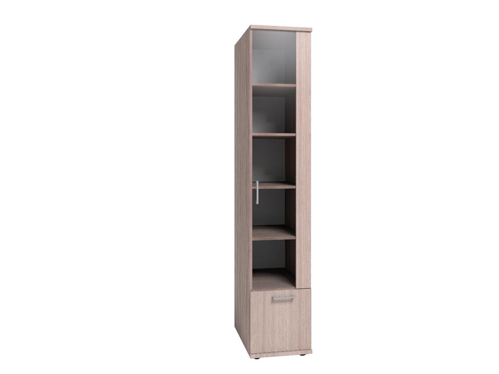 Книжные шкафы и полки: Шкаф для книг BERLIN 10 в Стильная мебель