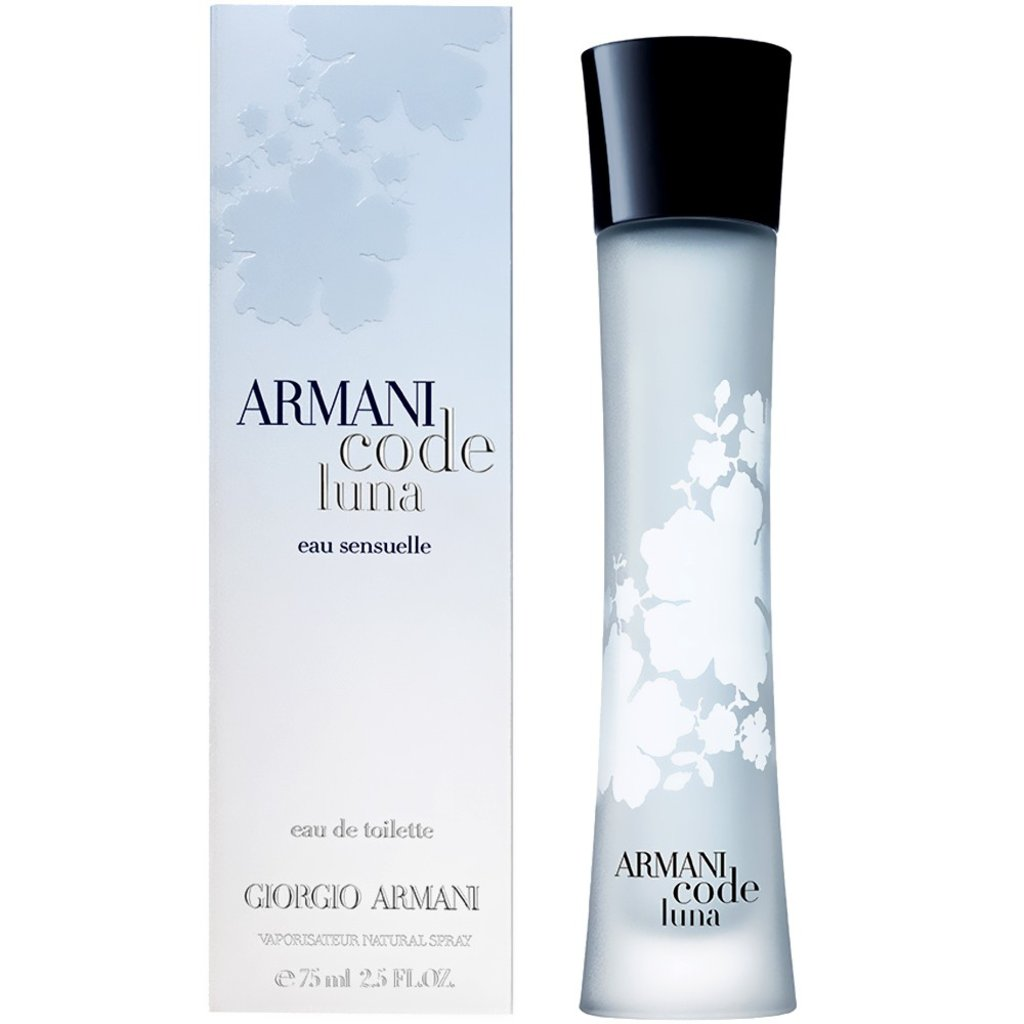 Armani: Armani Code Luna Eau Sensuelle Туалетная вода edt ж 50 ml в Элит-парфюм