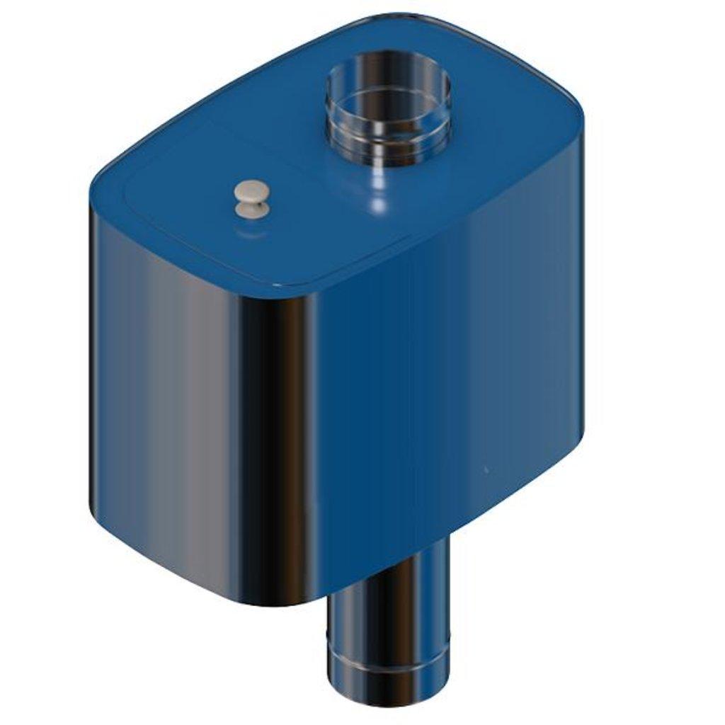 Дымоходы: Бак для воды самоварного типа 50л. в Антиль