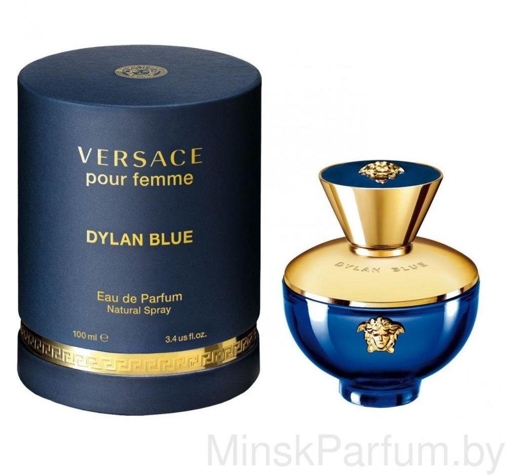 Для женщин: Versace Dylan Blue Femme Туалетная вода 30ml в Элит-парфюм