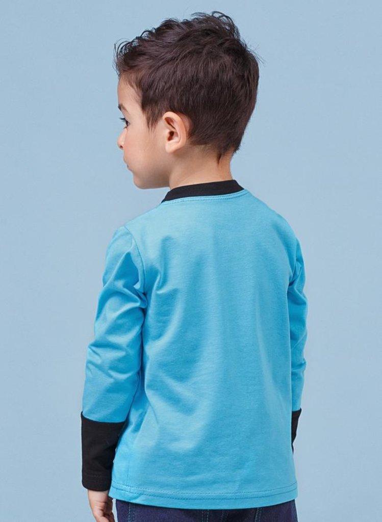 Одежда для мальчиков: Джемпер для мальчика 76-8013-3 в Детский универмаг
