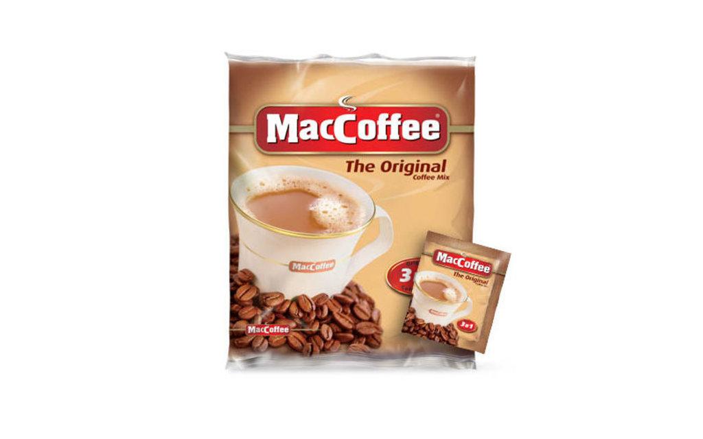 Напитки: Маккофе 3в1 в Смак-нк.рф