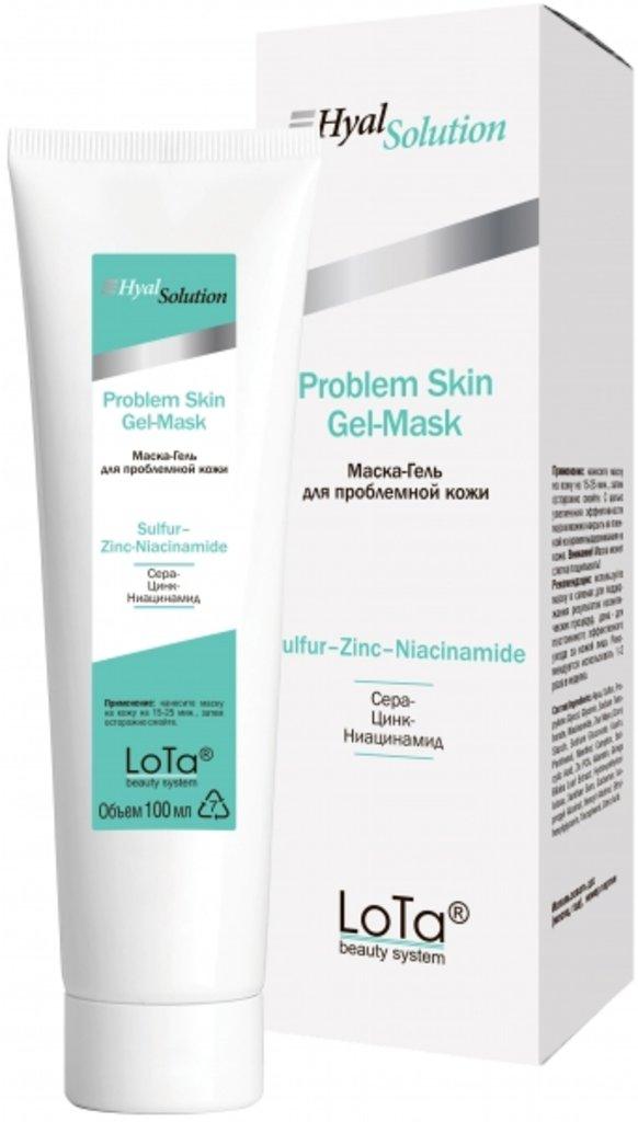 Маски: Маска-Гель для проблемной кожи / Problem Skin Gel-Mask в Косметичка, интернет-магазин профессиональной косметики