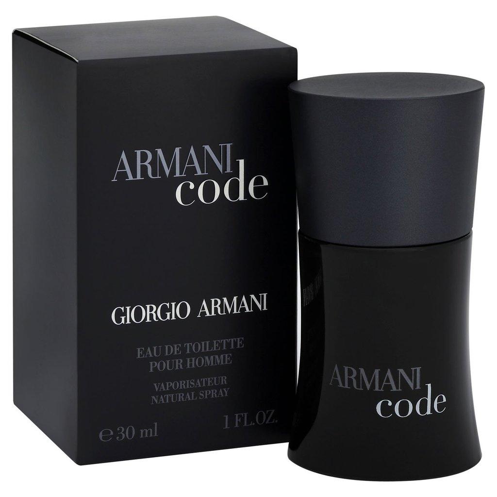Мужская туалетная вода Armani: Armani Code edt м 20 | 30 | 75ml ТЕСТЕР в Элит-парфюм