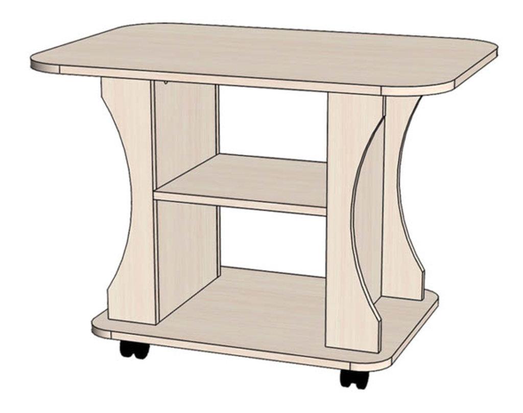 Журнальные и кофейные столики: Стол журнальный Дипломат (Линаура) в Стильная мебель