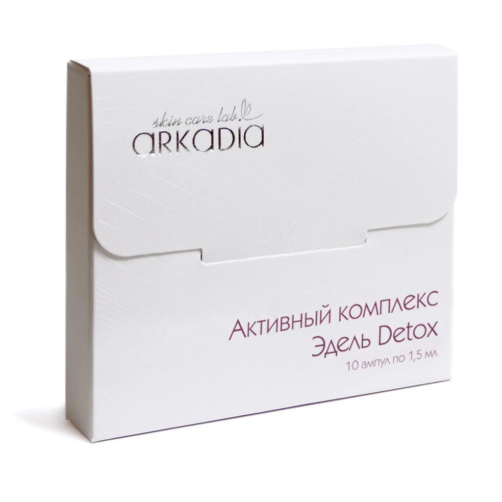 Концентраты: Активный комплекс Эдель Detox в Косметичка, интернет-магазин профессиональной косметики