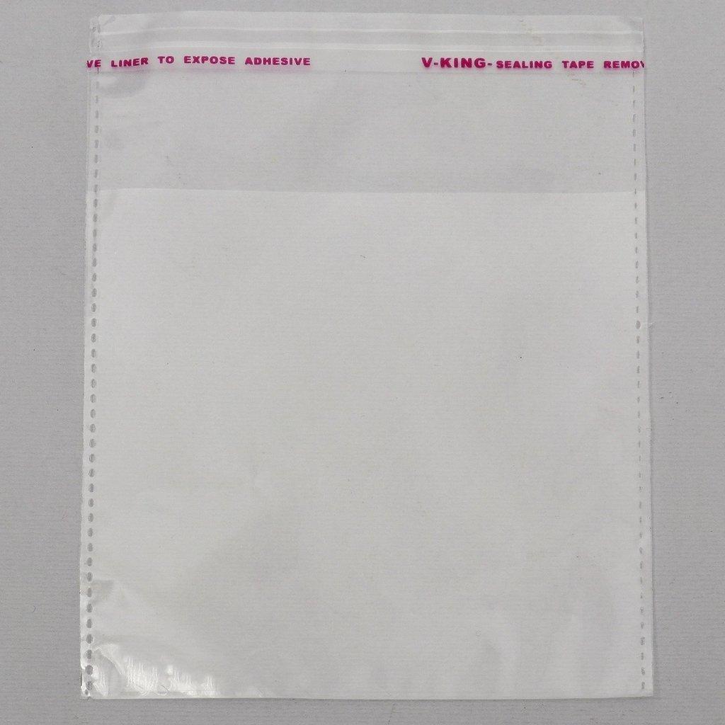 Упаковка: Пакет БОПП с клеевым клапаном   12 х 14/4 см, 25 мкм в ТортExpress