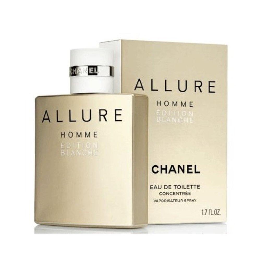 Мужская туалетная вода Chanel: Chanel Allure Homme Blanche edt м 50 ml в Элит-парфюм