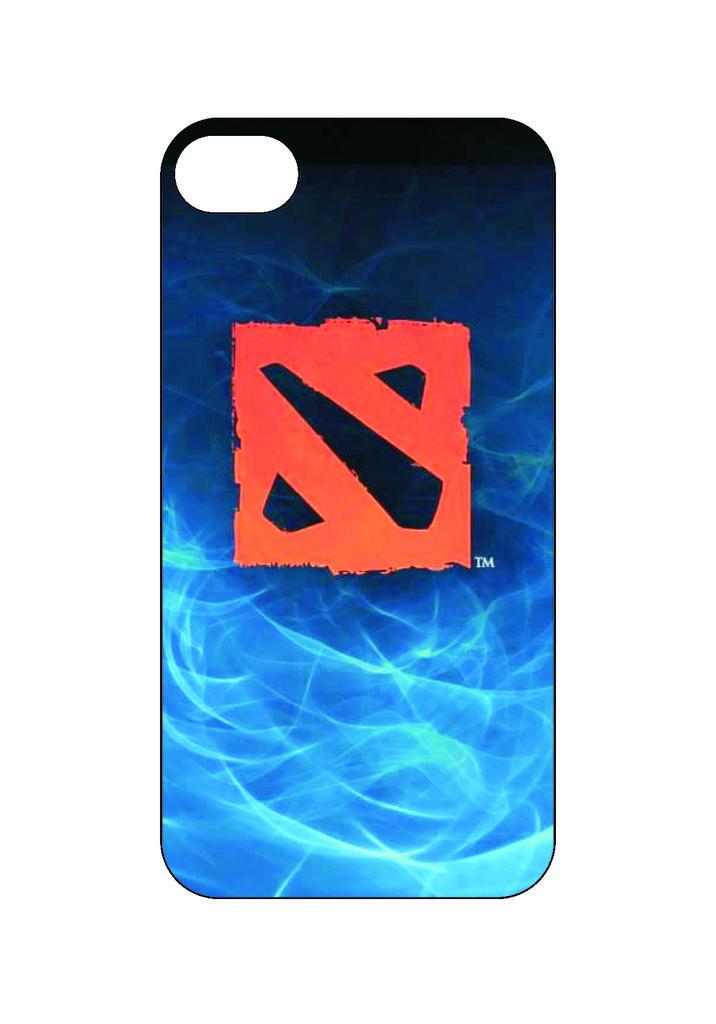 Выбери готовый дизайн для своей модели телефона: Dota в NeoPlastic