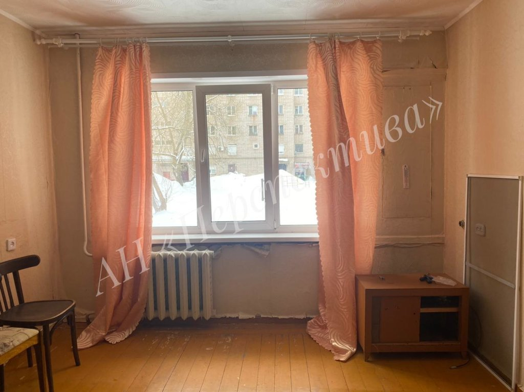 1-комн. квартира: 1-комнатная квартира улица Архангельская дом 60 в Перспектива, АН