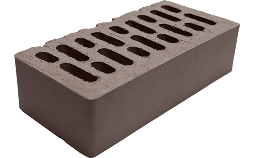 Стеновые блоки: Кирпич Л-Кузнецкий М125 коричневый в 100 пудов