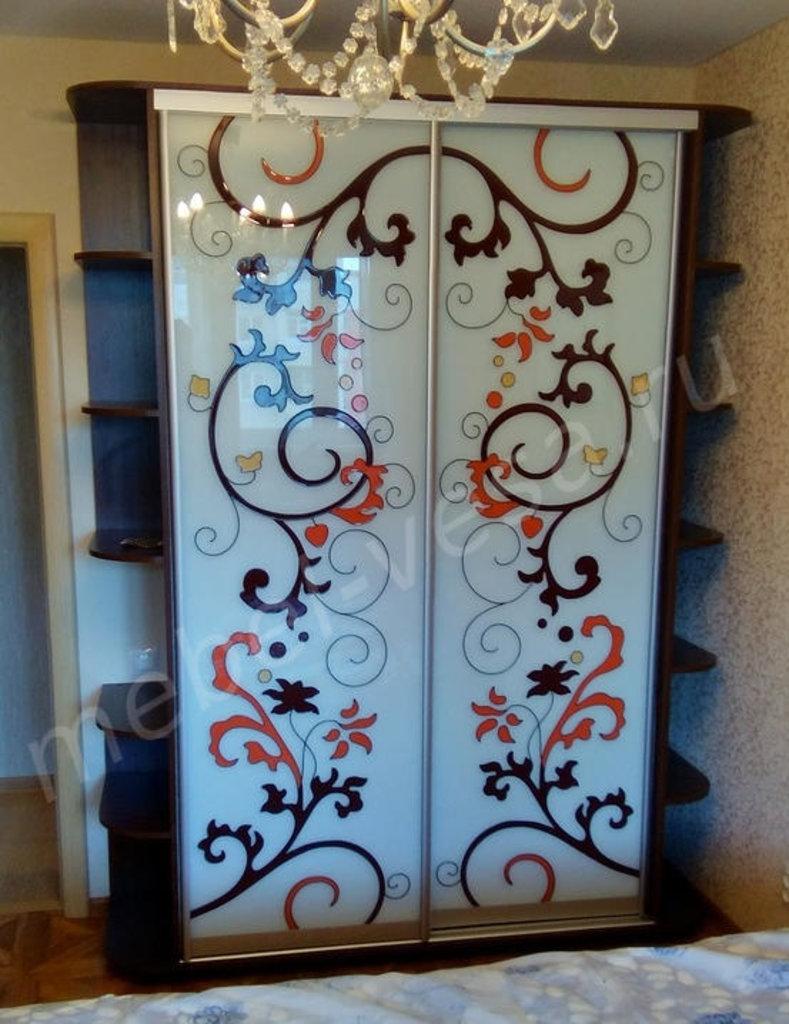 Шкафы: Шкаф-купе Фантазия в Vesa