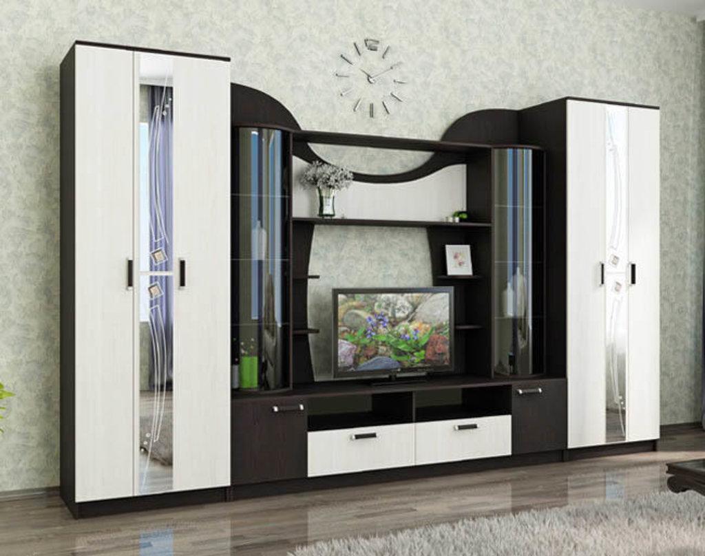 Мебель для гостиных, общее: Гостиная Премьер в Стильная мебель