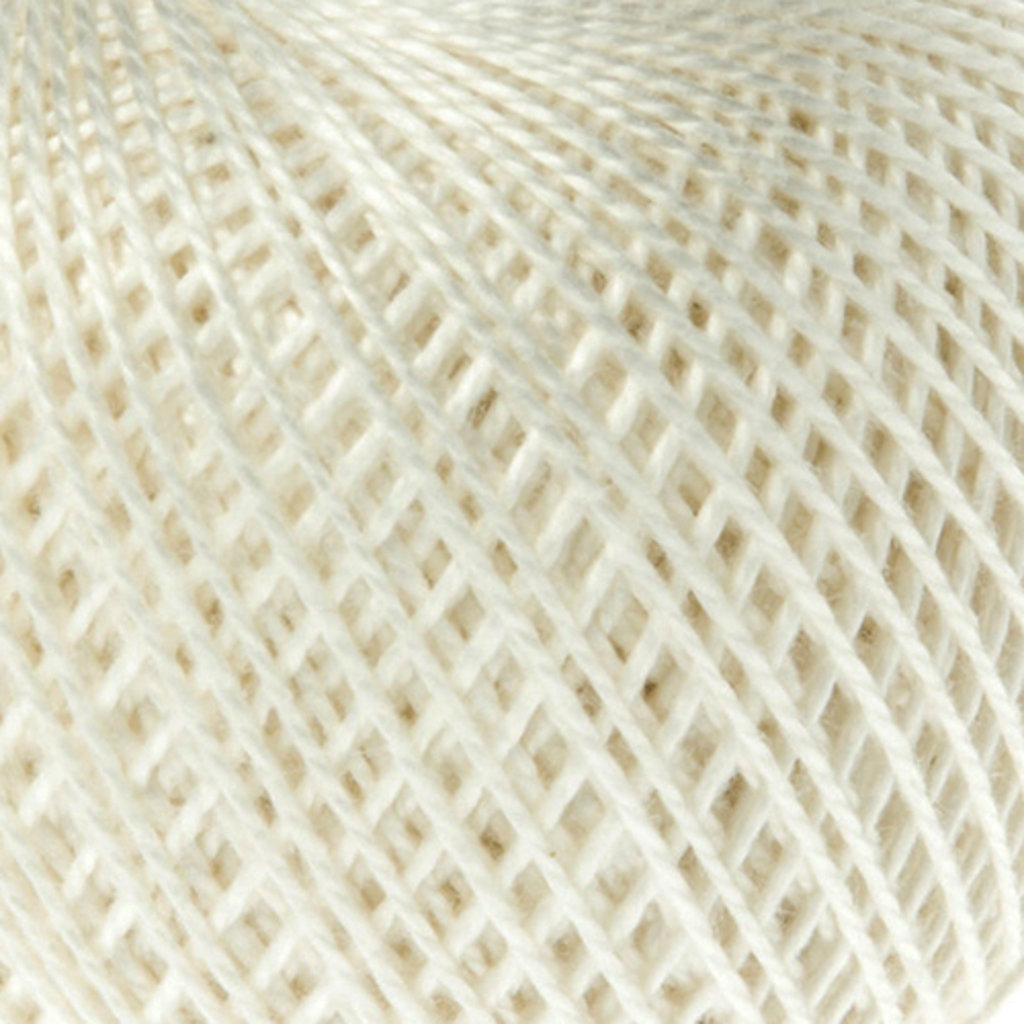 Ирис 25гр.: Нитки Ирис 25гр.150м.(100% хлопок)цвет 0102 молочный в Редиант-НК