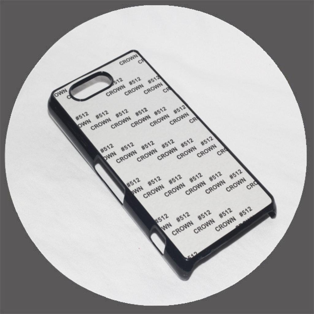 Sony: Чехол для Sony Experia Z3 Mini Compact Черный пластиковый в NeoPlastic