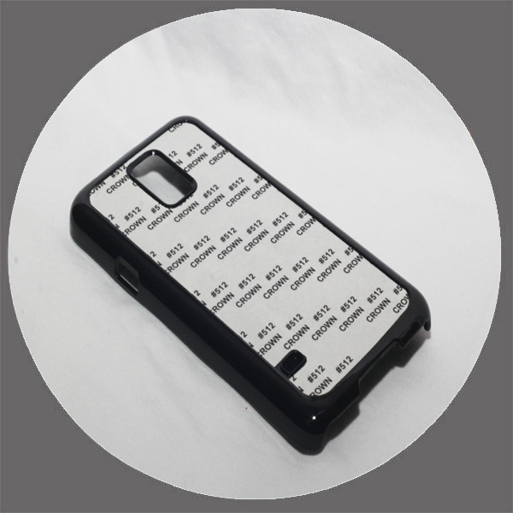 Samsung: Чехол для Samsung Galaxy S5 Черный пластиковый в NeoPlastic