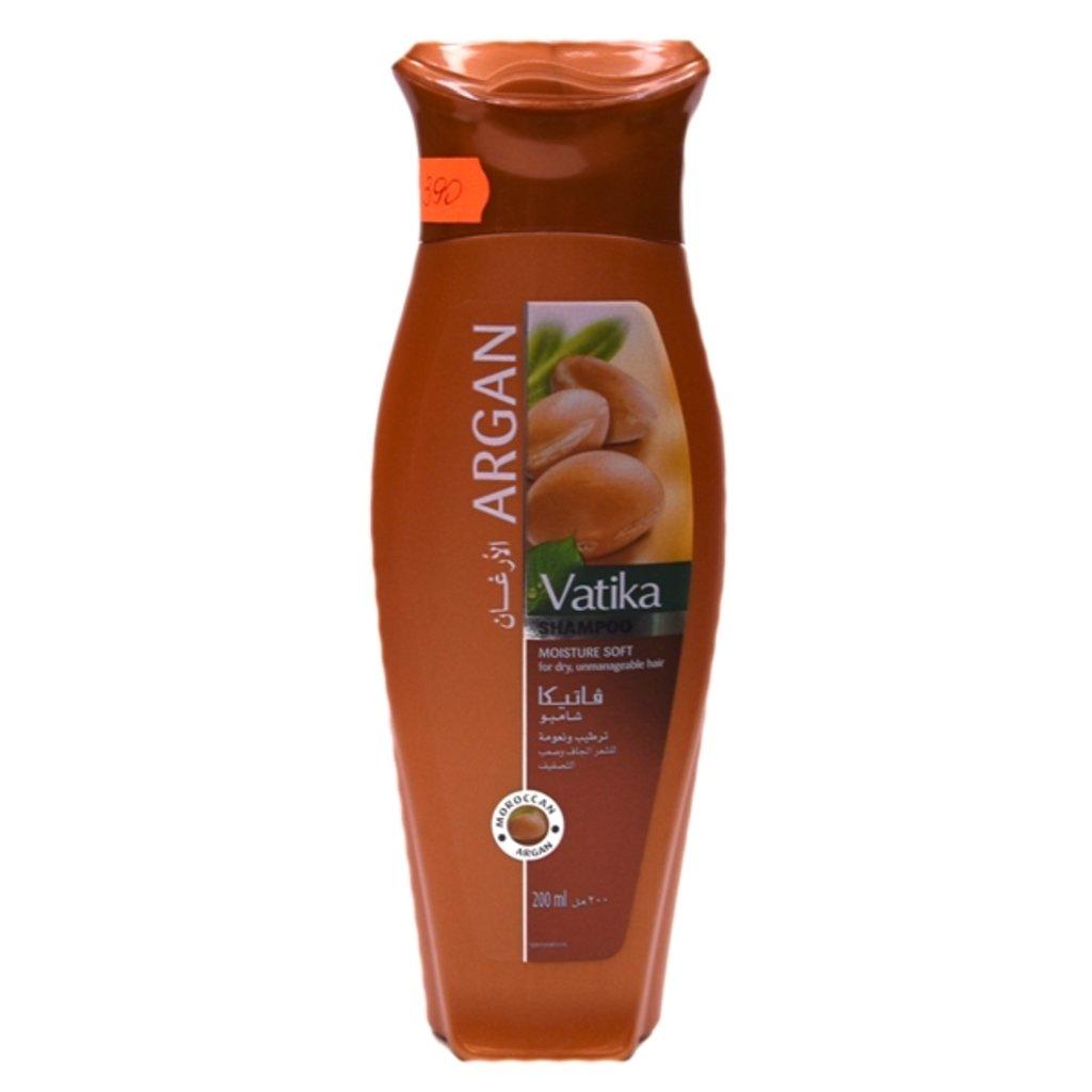 Средства для волос: Шампунь для волос (Vatika) в Шамбала, индийская лавка