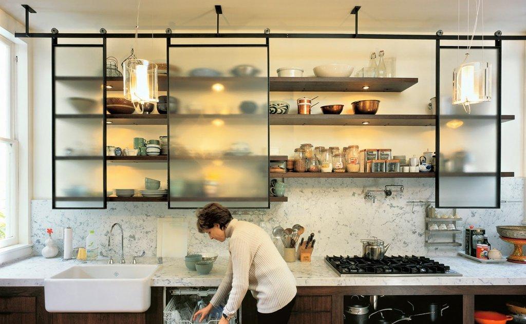 Аксессуары: Полки на кухню в ВДМ, Все для мебели, ИП Жаров В. Б.