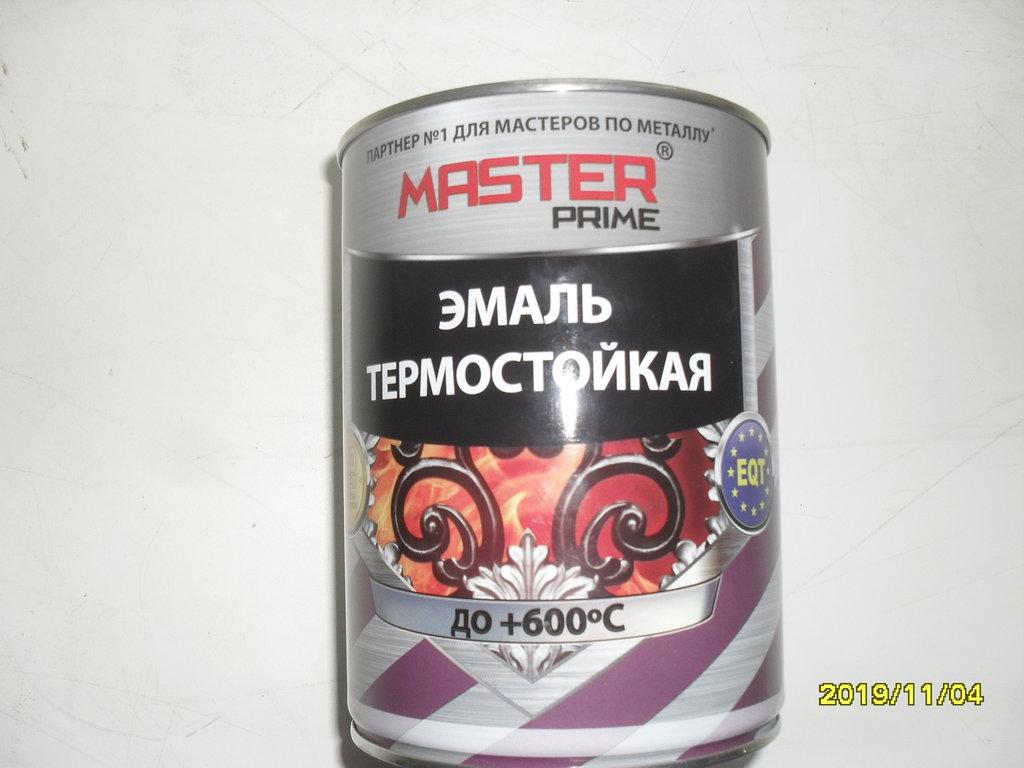крепеж, утеплитель, обработка, прочее: эмаль термостойкая +600 t  (0,8 кг.) в Погонаж