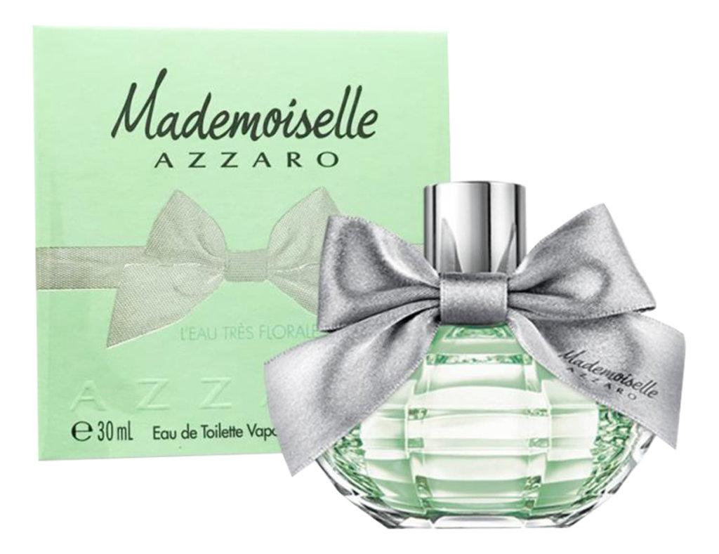 Для женщин: Azzaro Mademoiselle L'eau Tres Belle Florale Туалетная вода 50ml в Элит-парфюм