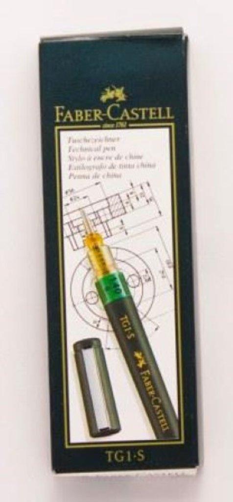 Изографы, рапидографы: Рапидограф Faber-Castell TG-1 1,40 мм в Шедевр, художественный салон