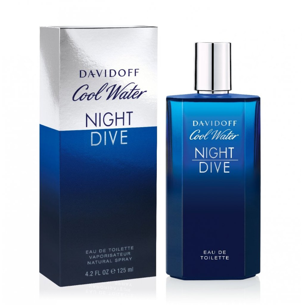 Davidoff: Davidoff Night Dive edt в Элит-парфюм