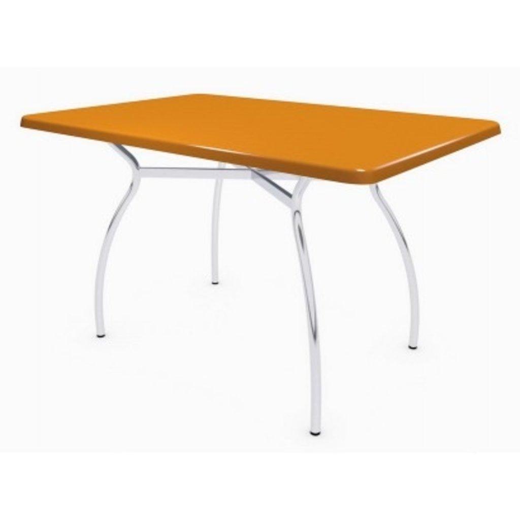 Столы для ресторана, бара, кафе, столовых.: Стол прямоугольник 110х70, подстолья № 7 прямоугольник серая в АРТ-МЕБЕЛЬ НН