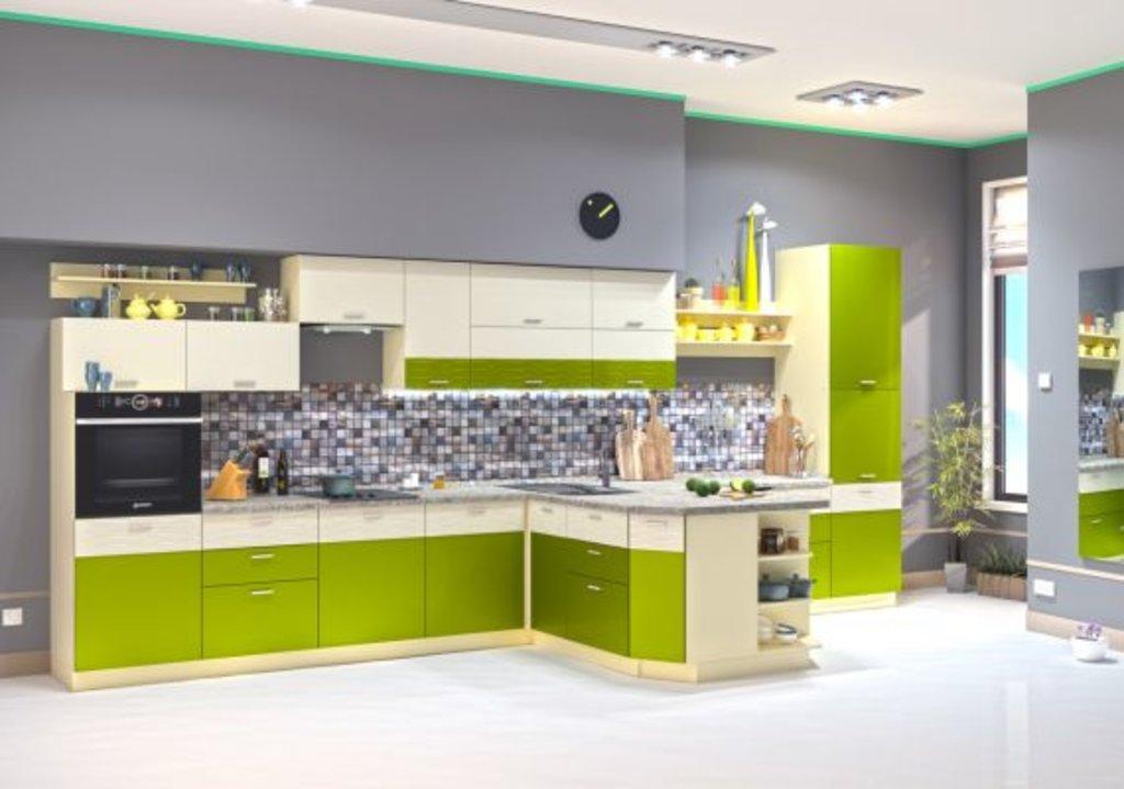 """Кухонная мебель, общее: Кухня """"ЖАННА"""" в Мебель ХИТ"""