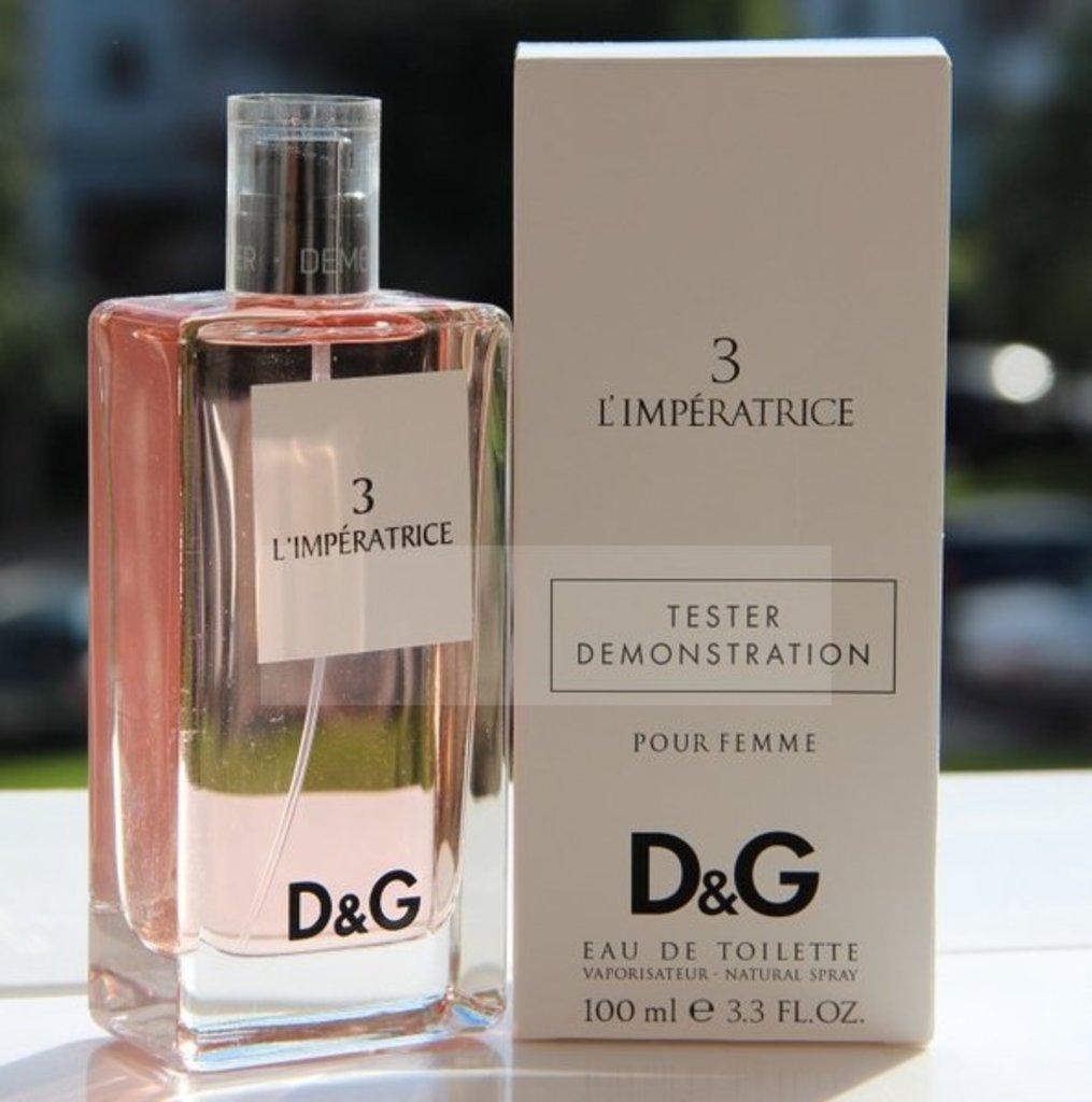 Тестеры: Тестер Dolce&Gabbana Anthology 3 L'Imperatrice 100ml в Мой флакон